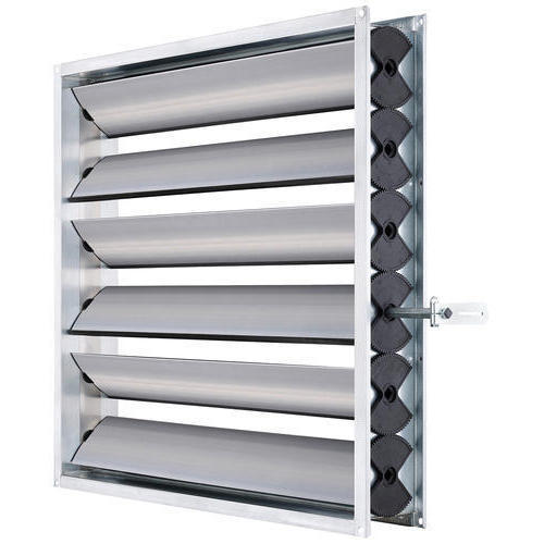 Stainless Steel Dampers