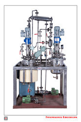 Automatic Lab Resin Plant, Capacity: 50 Ltrs, 5kw