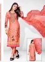 Rangoli Digital Printed Churidar Suit