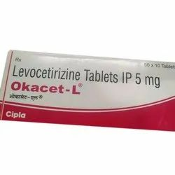 Levocetirizine Tablet 5 mg
