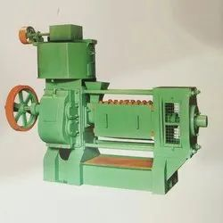 9 Bolt Commercial Oil Expeller Machine, Capacity: 60-100 Ton/Day