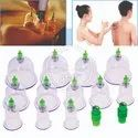 12 Cup Vacuum Cupping Set