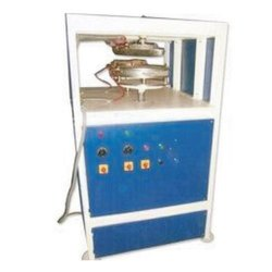 Semi-Automatic Paper Plate Making Machine