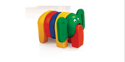 Kids Indoor Play Ground Equipment - Parth Elephant PFIP-04
