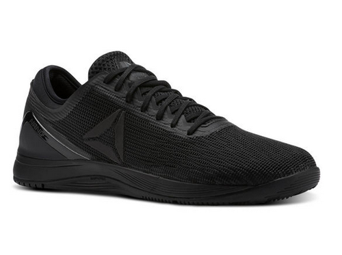 timeless design purchase newest huge inventory Men Reebok CrossFit Nano 8 Flexweave Black Shoes | ID ...