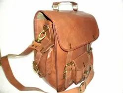 Designer Leather Office Shoulder Bag