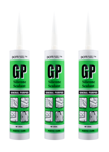DOWSIL GP SILICONE SEALANT 300ML
