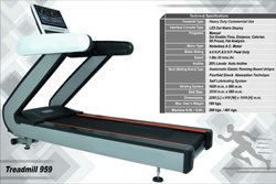 Heavy Commercial Treadmill