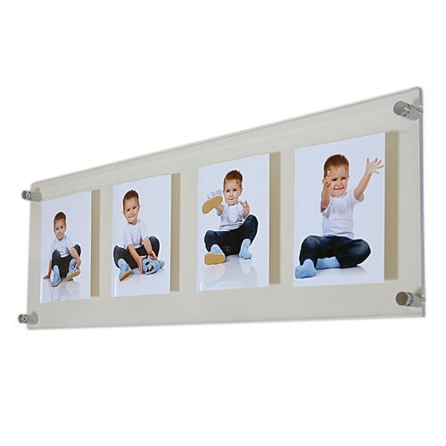 Wall Mounted Acrylic Photo Frames Acro Industries Mumbai