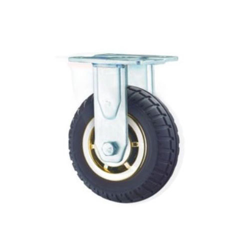 Soft Rubber Caster Wheel