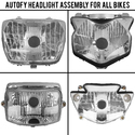 AUTOFY HEADLIGHT ASSEMBLY FOR ALL BIKES