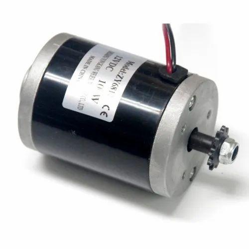 12v 100 Watt Ebike Pmdc Motor