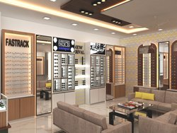 Interior Designing for Optical