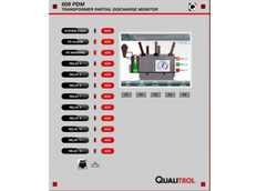Qualitrol 609 PDM Transformer Partial Discharge Monitor