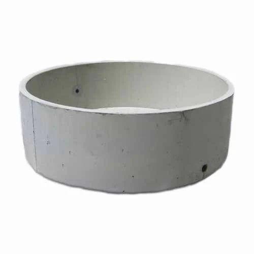 Round RCC Rings