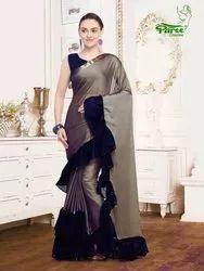 Pari Creation Krisha Exclusive Fancy Pattern Saree