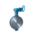 Wafer End Butterfly Valve