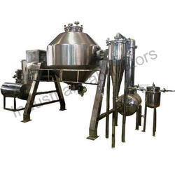 Multicolor IF Rotocone Vacuum Dryer, Capacity: 100kg., 3 Phase