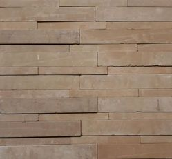 Yellow Sandstone Plain Wall Panel For Cladding