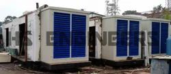 Oil Rig Generators Acoustic Enclosures