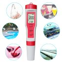 Combo PH / EC / TDS / Temp Meter 4 In 1