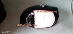Bmw R100 Rt Rs R90 R80 R75 Steel Dual Painted Gas Fuel Petrol Tank Monza