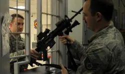 Weapon Tracking System
