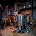 Chemical Plant Tanks