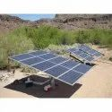Free Stand Solar Mounting Structure