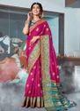 Casual Wear Silk Sarees