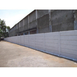 Panel Build RCC Compound Walls