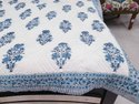 Hand Block Printed Quilts Bedspread Kantha Trow