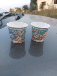Printed 55 mL Paper Cup