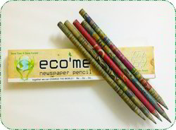 Eco Friendly Pencils