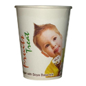 Disposable Paper Fruit Juice Drinking Cup