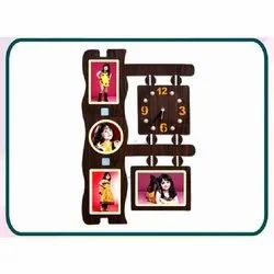 Wooden Wall Hanging Photo Frame, For Decoration