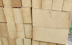 Rectangular Alumina Refractory Brick, Size: 9x4.5x3 inch