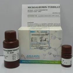 Micro-Albumin -Turbilatex Test Kit