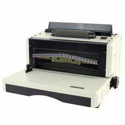 Aufiss Deluxe Coil 46-23 Spiral Binding Machine