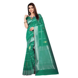 Digital Printed Sarees, Length: 6.3 m