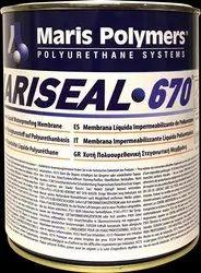 Maris Polymers Mariseal 670 Waterproof Coatings