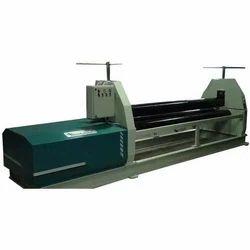3 Roll Mechanical Plate Rolling Bending Machine