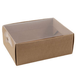 3 Ply Rectangular Corrugated Box