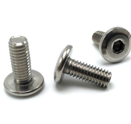 Aluminium, Brass Nickel Alloy Fasteners