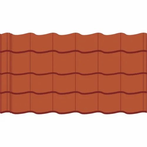 Wave Roof Tiles