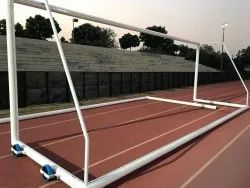 Football Goal Post Movable Aluminium As Per FIFA Specifications