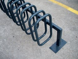 Square Cycle Stands