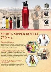 Sports Sipper Bottle 750ml - Giftana