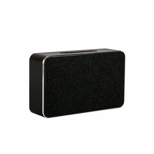 Black Artis Bt63 Wireless Portable Bluetooth Speaker With Usb Mc Rs