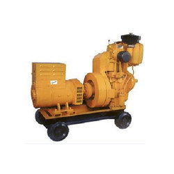 Non-Silent Alamgir Air Cooled Single Cylinder Generator, 5 - 10 kVA
